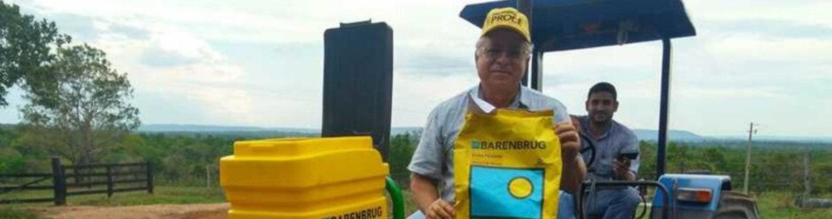 Mulato é elogiado na Fazenda União