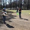Heritage Seeds' staff rebuilds cricket ground in Walhalla - Australia
