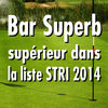 Bar Superb supérieur dans la liste STRI 2014