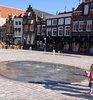 Oplevering fontein Zierikzee