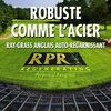 Des dégâts minimum sur un parcours golf avec RPR