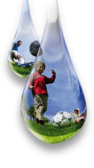 Kwalitatief goed water is het meest waardevolle bezit dat we hebben op aarde.