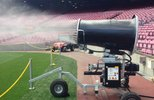 Samenwerking Stadium Grow Lighting (SGL) en Aquaco voor graskoelingsysteem