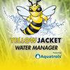 Gräser-Etablierung gesichert mit Yellow Jacket Water Manager!