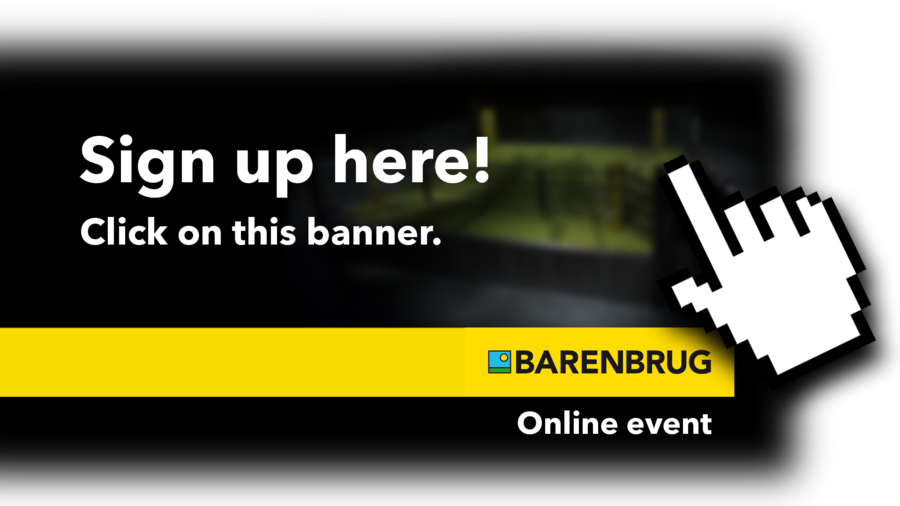 Sign up for the Barenbrug online event! Click here.