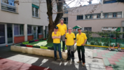 France: Barenbrug Tourneur Recherches supports Institute for blind children of Toulouse