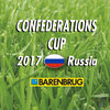 Confederations Cup 2017 on innovative Barenbrug-grass