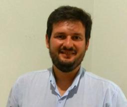 Tiago Damian é técnico agrícola