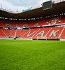 FC Twente kampioen op Barenbrug gras
