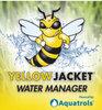 Nieuw: Grasvestiging verzekerd met Yellow Jacket Water Manager!