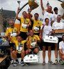 Danish / Dutch success in Bridge to Bridge marathon