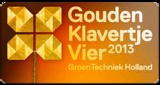 gouden klavertje vier innovatieprijs