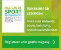 Aquaco op Dag van de Sportaccommodaties 9 maart in Houten