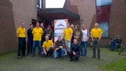 The Netherlands: Colleagues help a day at 'Domus+ Batelaar' in Lunteren