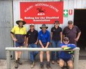 Australia: Additional manpower for the 'Riding for the Disabled Association'