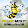 Absolut mérværdi: hvenesorter med Yellow Jacket Water Manager!
