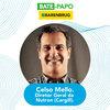 Diretor Geral da Cargill Nutrição Animal, Celso Mello, explica a profissionalização da cadeia produtiva agropecuária brasileira