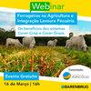 Barenbrug do Brasil promove Webinar sobre Forrageiras na Agricultura e Integração Lavoura Pecuária no site Notícias Agrícolas