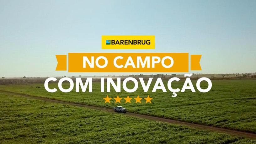 Websérie do Agronegócio: No Campo com Inovação da Barenbrug do Brasil