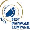 Barenbrug awarded Best Managed Company 2013