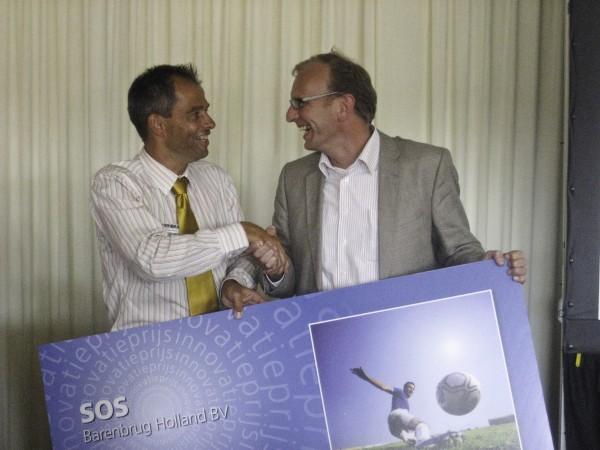 SOS winnaar innovatieprijs