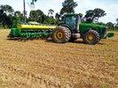 Pecuarista do Mato Grosso potencializa ILP  utilizando sementes incrustadas