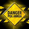 Danger Poa annua