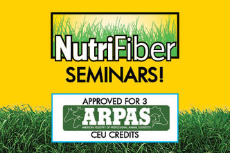 Forage grass seminar about NutriFiber technology