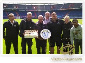 De Kuip beste veld van Eredivisie